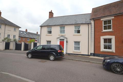 4 bedroom semi-detached house to rent - Masterson Street, Exeter