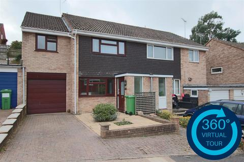 3 bedroom semi-detached house for sale - Moorland Way, Exwick, Exeter