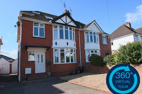 4 bedroom semi-detached house for sale - Woodstock Road, Exeter