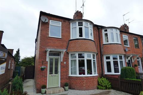 3 bedroom end of terrace house for sale - St. Marys Walk, Beverley, East Riding of Yorkshire, HU17 7AX
