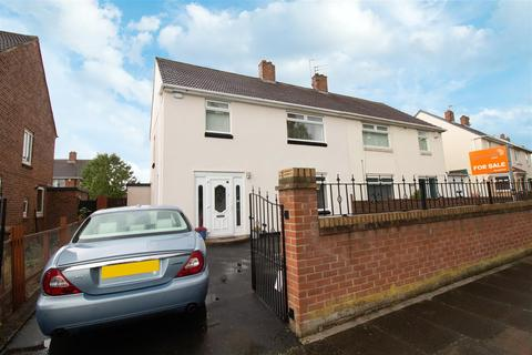 4 bedroom semi-detached house for sale - Rushall Place, Newcastle Upon Tyne