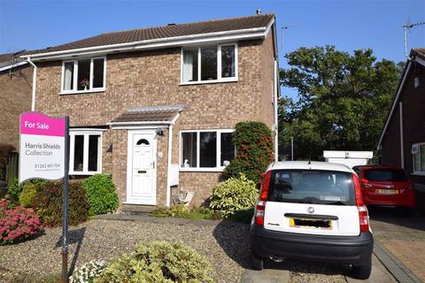 2 bedroom semi-detached house for sale - West Crayke, Bridlington, East Yorkshire, YO16