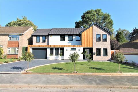 5 bedroom detached house for sale - Grenfell Road, Oadby, Leicester LE2