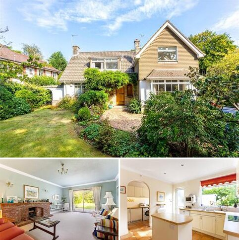 3 bedroom detached house for sale - East Avenue, Talbot Woods, Bournemouth, Dorset, BH3