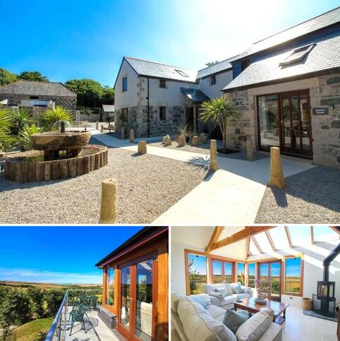 4 bedroom character property for sale - Churchtown, Cury, Helston, Cornwall, TR12
