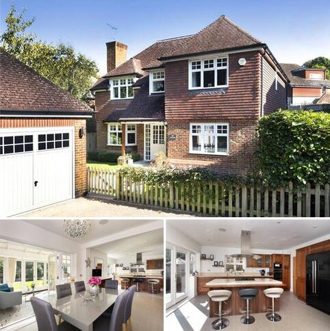 4 bedroom detached house for sale - Garth Road, Sevenoaks, Kent, TN13
