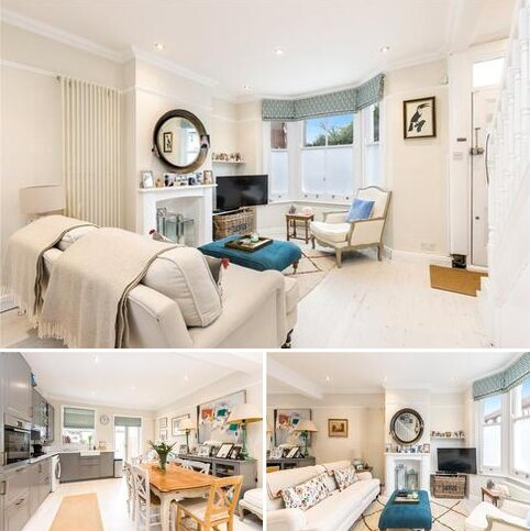 2 bedroom end of terrace house for sale - Wycliffe Road, London, SW11