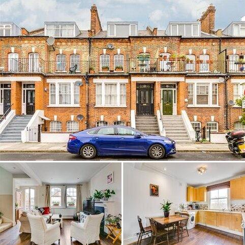 2 bedroom flat for sale - Margravine Gardens, London, W6