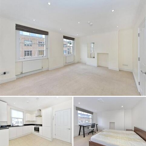 2 bedroom flat to rent - North Gower Street, Euston, London, NW1