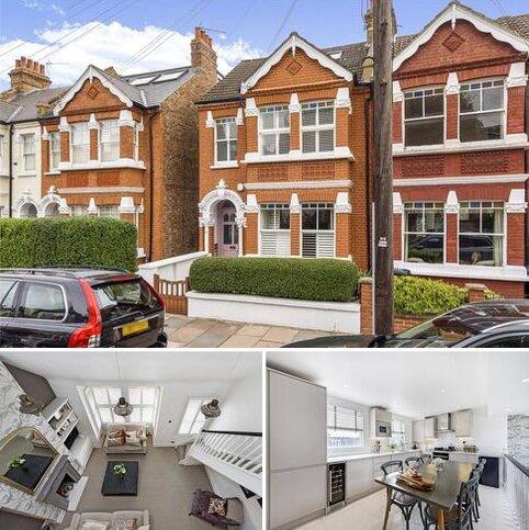 2 bedroom maisonette for sale - St. Albans Avenue, Chiswick, London, W4