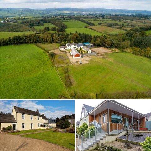 Equestrian property for sale - Bowertrapping Farm, Dalry, Ayrshire, KA24