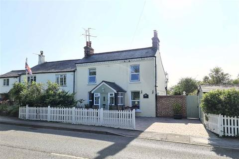 3 bedroom semi-detached house for sale - Leighton Road, Great Billington