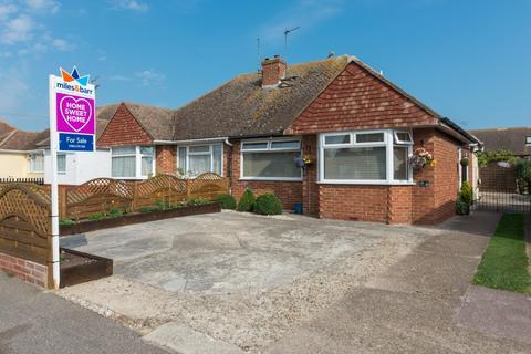 2 bedroom semi-detached bungalow for sale - Vine Close, Ramsgate