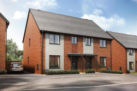 3 bedroom end of terrace house for sale - The Byford - Plot 62 at Burridge Green at Whiteley Meadows, Off Botley Road SO30