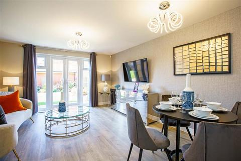 2 bedroom terraced house for sale - The Canford - Plot 63 at Burridge Green at Whiteley Meadows, Off Botley Road SO30