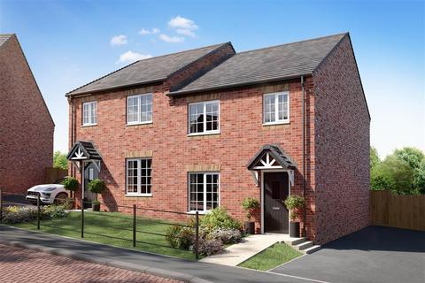 3 bedroom semi-detached house for sale - The Byford - Plot 203 at Moseley Green, Moseley Wood Gardens, Cookridge LS16