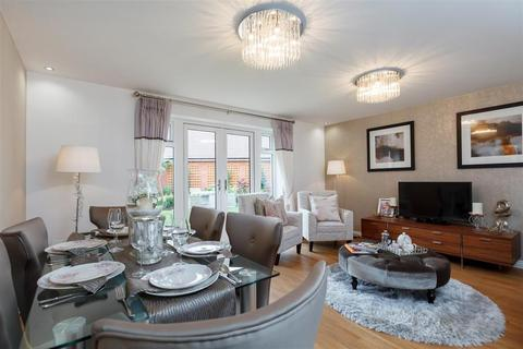 4 bedroom semi-detached house for sale - The Easton - Plot 724 at The Leys at Willow Lake, Stoke Road MK17