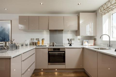 3 bedroom terraced house for sale - The Alton - Plot 967 at Tulip Fields at New Berry Vale, Bicester Road HP18