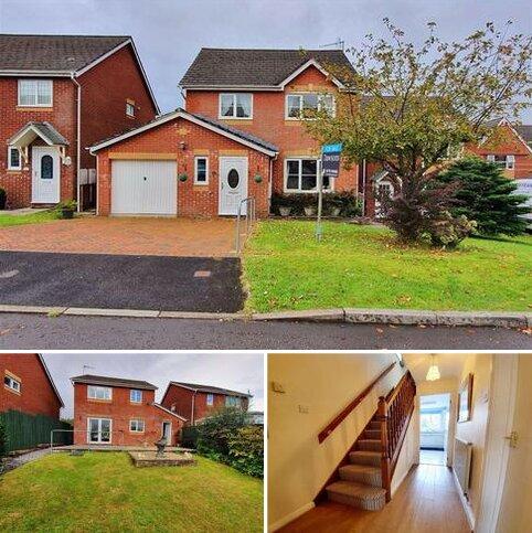 3 bedroom detached house for sale - Brynhyfryd, Tircoed Forest Village, SWANSEA