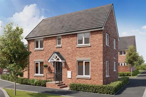 3 bedroom detached house - Plot 19 - The Easedale - Lilac Grove at Cranbrook at Cranbrook, London Road EX5