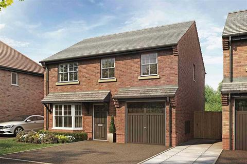 4 bedroom detached house for sale - The Downham - Plot 60 at Kingsbourne, Waterlode, Reaseheath CW5