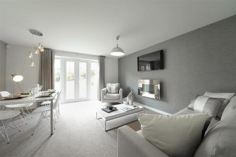 Taylor Wimpey - Stoneley Park - The Eynsham - Plot 151 at Willowbrook Grange, Jack Mills Way, Shavington CW2