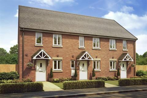 2 bedroom terraced house - Plot 137-The Canford- Gardenia Place at Cranbrook at Cranbrook, London Road EX5