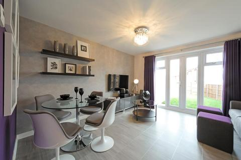 2 bedroom end of terrace house for sale - Plot 160-The Beckford - Gardenia Place at Cranbrook at Cranbrook, London Road EX5