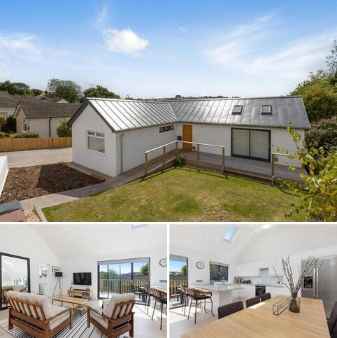 3 bedroom bungalow for sale - Hilldown, Totnes