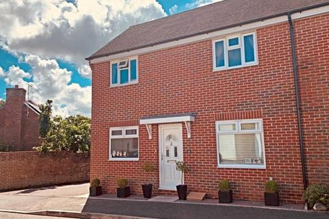 3 bedroom end of terrace house for sale - Gundry Road, Bothenhampton, Bridport