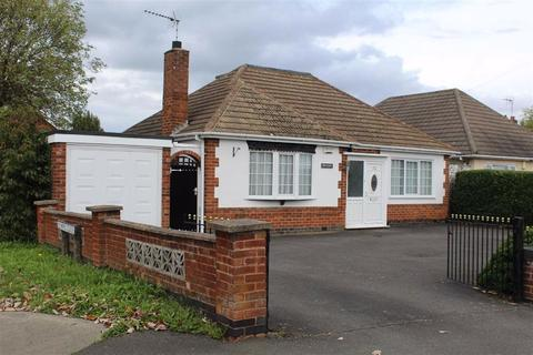2 bedroom detached bungalow for sale - Sports Road, Glenfield