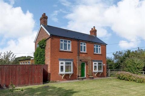 4 bedroom detached house for sale - Alford Road, Huttoft, Alford, Lincolnshire