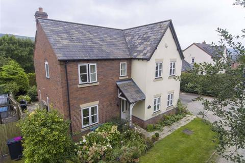 4 bedroom detached house for sale - Garreg Bank, Welshpool, SY21