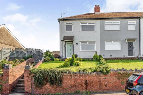 3 bedroom terraced house for sale - Mansel Road, Bonymaen