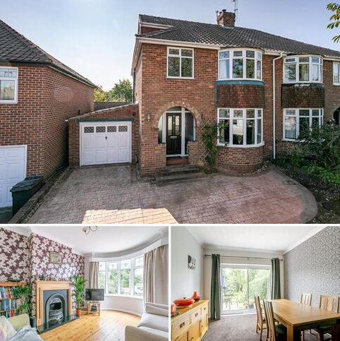 4 bedroom semi-detached house for sale - Lycett Road, Off Tadcaster Road, York, YO24 1NB