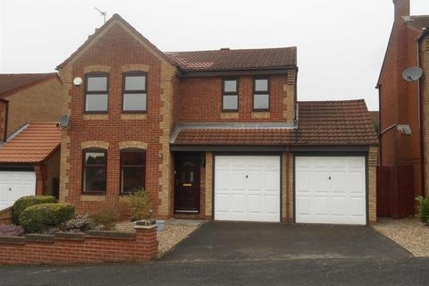 4 bedroom detached house to rent - Holyhead Drive,Oakwood, Derby