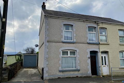 3 bedroom semi-detached house for sale - Margaret Street, Ammanford