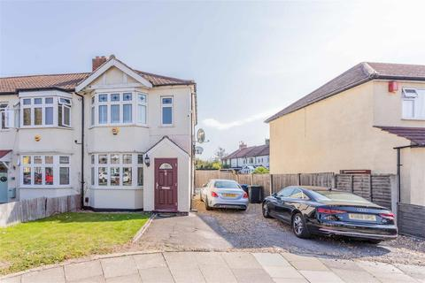 3 bedroom end of terrace house for sale - Connaught Avenue, Enfield