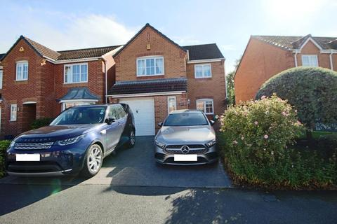 3 bedroom detached house for sale - Sapphire Drive, Denby