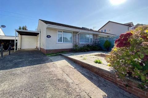 2 bedroom semi-detached bungalow for sale - Mathill Road, Brixham, TQ5