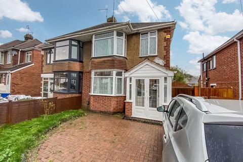 3 bedroom semi-detached house to rent - Arnold Avenue, Styvechale, Coventry, CV3 5LW
