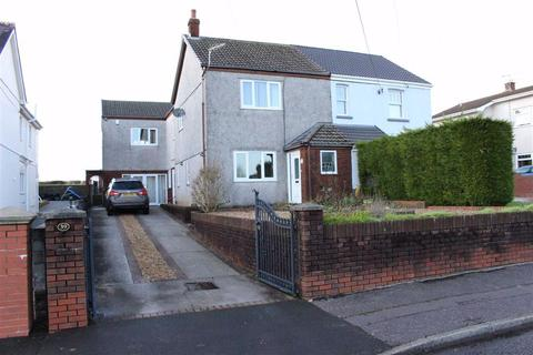 4 bedroom semi-detached house for sale - Gors Road, Penllergaer
