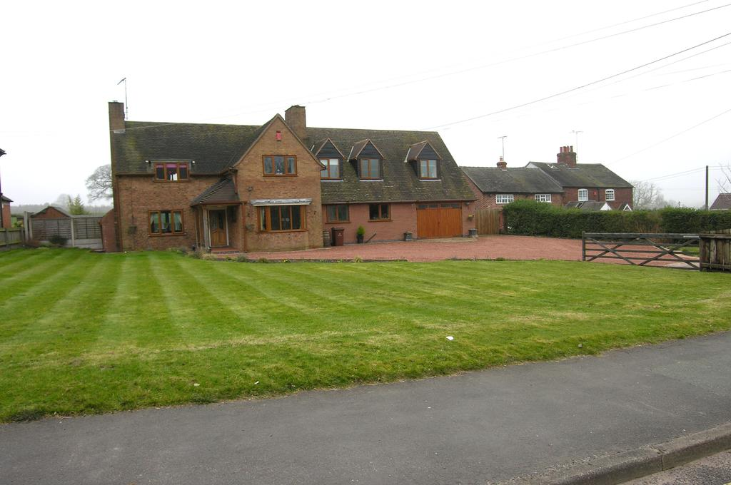 5 Bedrooms Detached House for sale in BROCTON ROAD, MILFORD, STAFFORD ST17