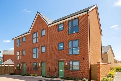 4 bedroom end of terrace house for sale - Plot 179, Hythie at Barratt Homes Eagles' Rest, Burney Drive, Wavendon MK17