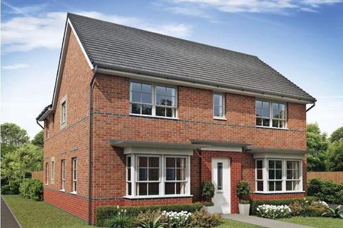 4 bedroom detached house for sale - Plot 20, Alnmouth at Barratt Homes Eagles' Rest, Burney Drive, Wavendon MK17