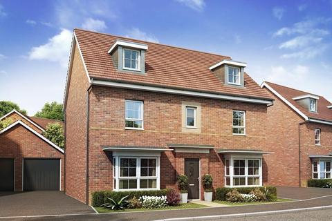 5 bedroom detached house for sale - Plot 23, Malvern at Barratt Homes Eagles' Rest, Burney Drive, Wavendon MK17