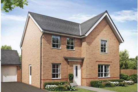 4 bedroom detached house for sale - Plot 21, Radleigh at Barratt Homes Eagles' Rest, Burney Drive, Wavendon MK17