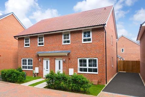 3 bedroom semi-detached house for sale - Plot 160, Maidstone at Fairfields, Vespasian Road, Fairfields, MILTON KEYNES MK11