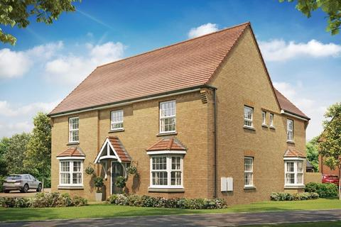 5 bedroom detached house for sale - Plot 54, Henley at David Wilson Eagles' Rest, Burney Drive, Wavendon MK17