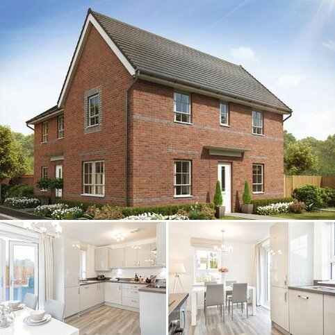 3 bedroom semi-detached house for sale - Plot 198, Moresby at Dunstall Park, Austen Drive, Tamworth B78